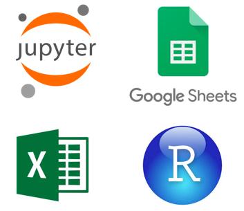 【集計・分析】営業視点でのツールの違いと使い方 Excel / Googleスプレッドシート / R / Python 版