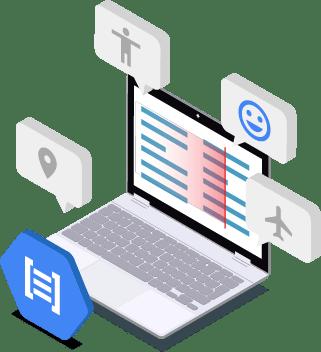 Google Cloud Platform(GCP)で簡単ポジネガ分析